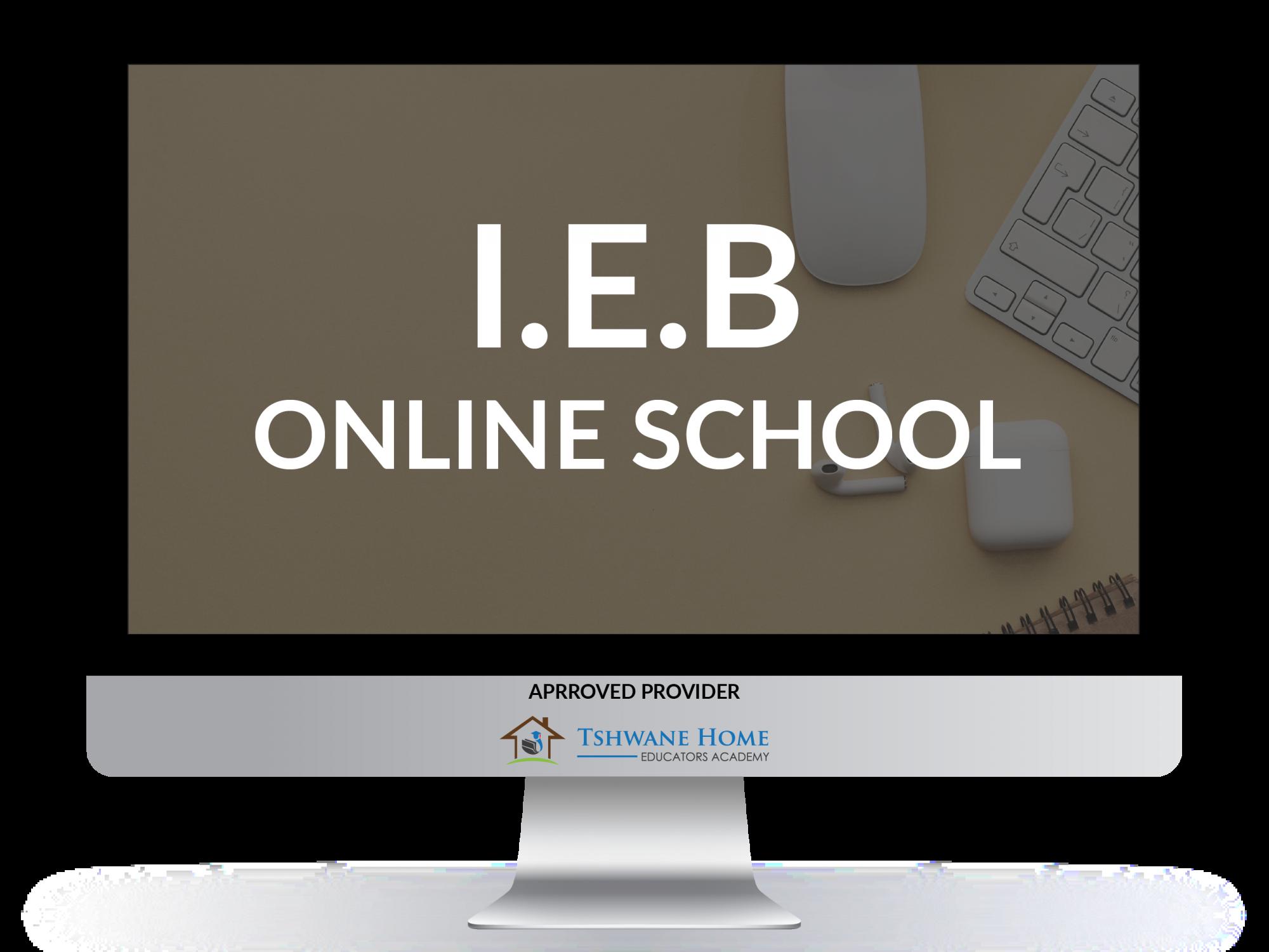 ieb online school 2021