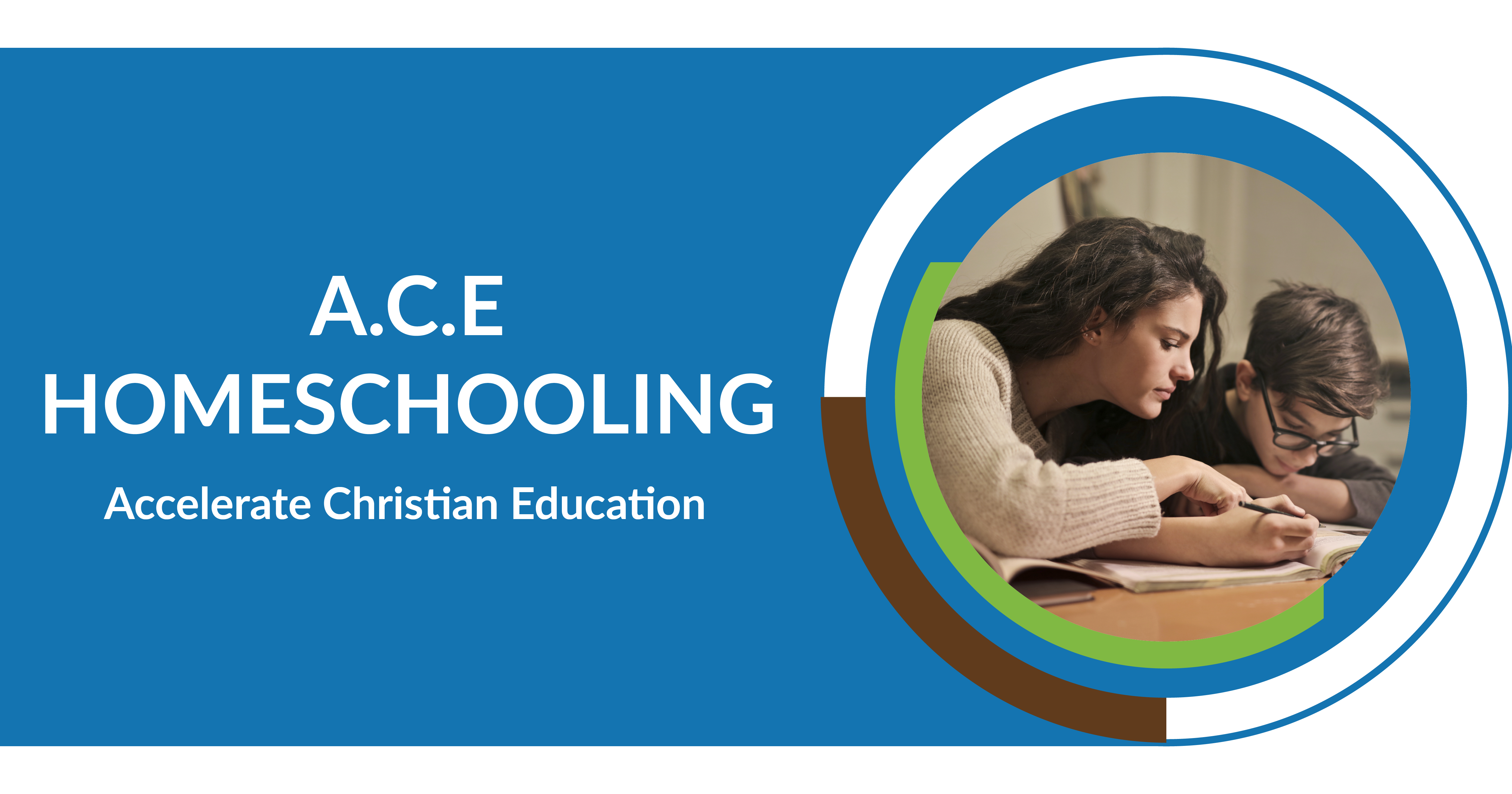 ACE HOMESCHOOLING, Accelerate Christian Education