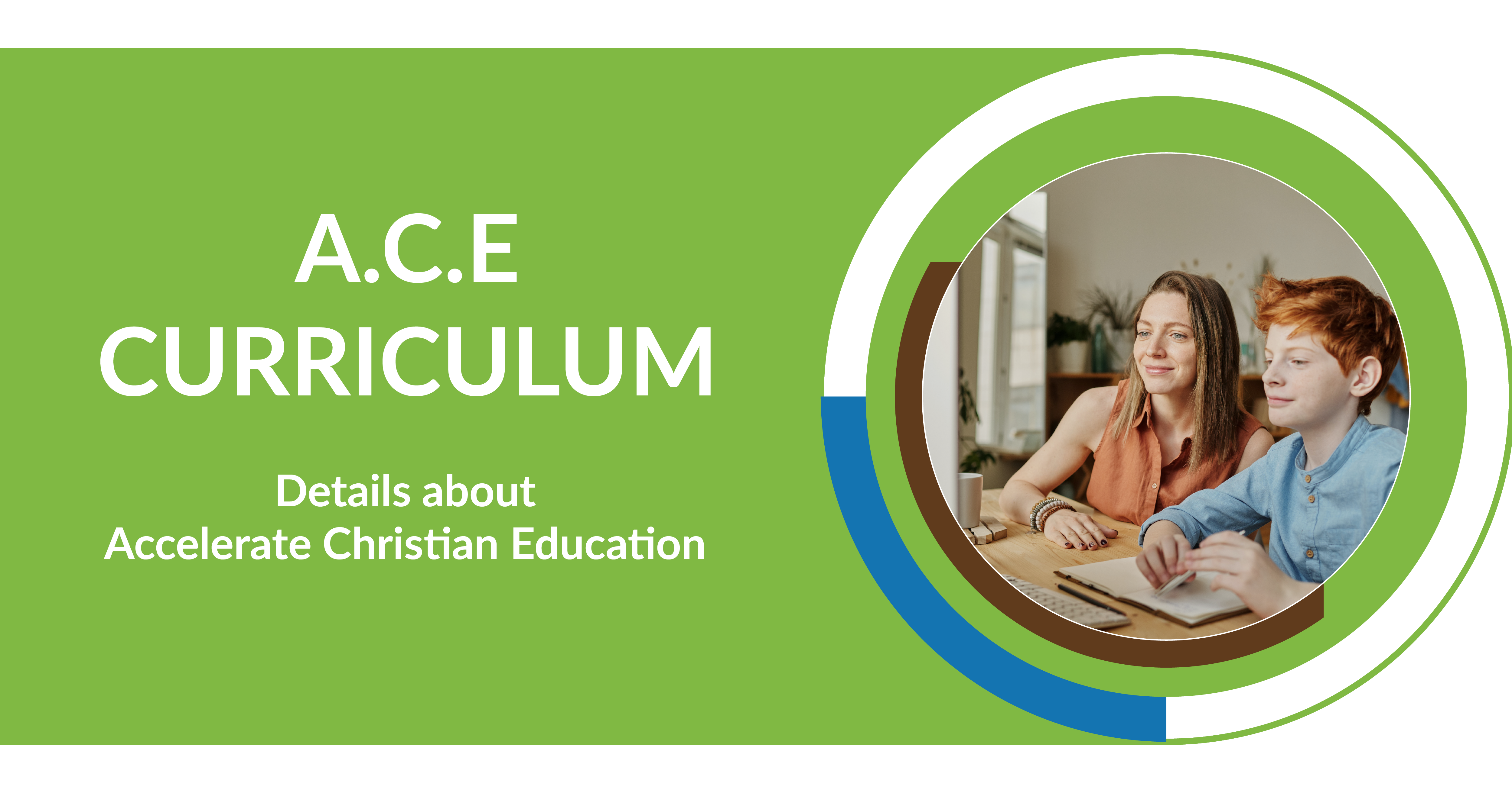 ACE HOMESCHOOLING, ACE Curriculum Details